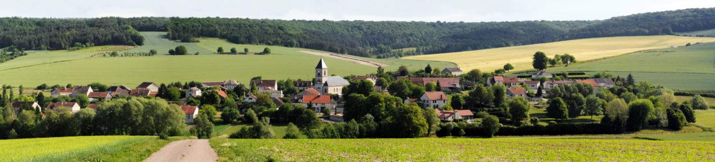 Panoramique de Lavilleneuve-au-Roi