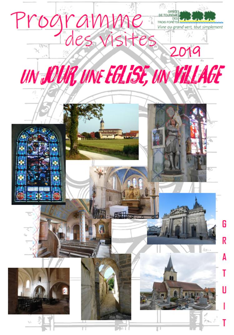 Un jour, une église, un village