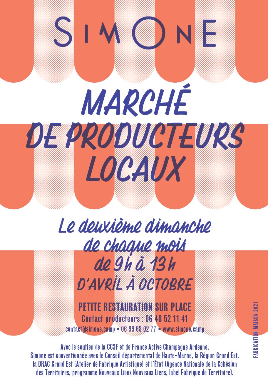 SIMONE – Marché de Producteur Locaux